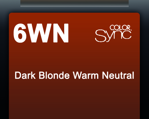 NEW COLOR SYNC 6WN 90ML