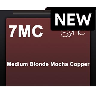 New Color Sync Medium Blonde Mocha Copper 90ml