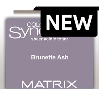 Colorsync Acidic Toner - Brunette Ash 90ml