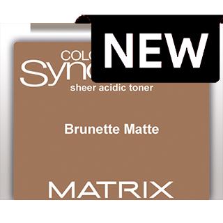 Colorsync Acidic Toner - Brunette Matte 90ml