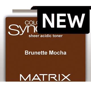 Color Sync Acidic Toner - Brunette Mocha 90ml