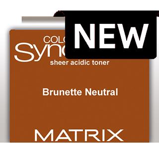 Color Sync Acidic Toner - Brunette Neutral 90ml