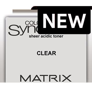 Color Sync Acidic Toner - Clear 90ml