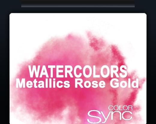 COLOR SYNC MIXED METALS ROSE GOLD