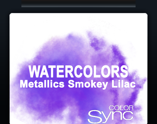 COLOR SYNC MIXED METALS SMOKEY LILAC