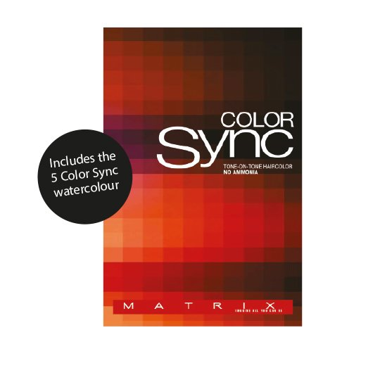 Color Sync Shade Chart Inc Watercolours
