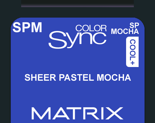 New Color Sync SPM - Pastel Mocca Toner 90ml