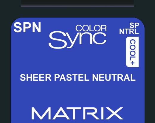 New Color Sync SPN - Pastel Neutral Toner 90ml