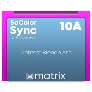 New Color Sync Pre-Bonded 10A Lightest Blonde Ash 90ml