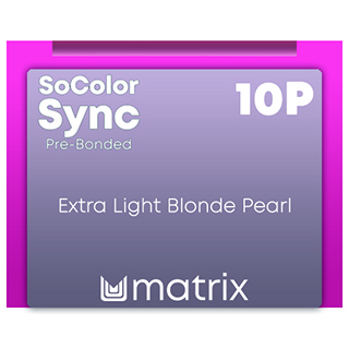 New Color Sync Pre-Bonded 10P Lightest Blonde Pearl 90ml