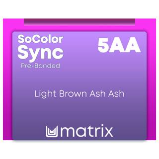 New ColorSync Pre Bonded 5AA 90ml