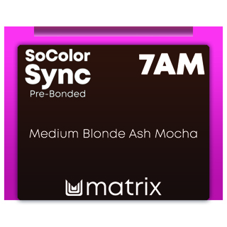 NEW SYNC PRE-BONDED 7AM 90ML