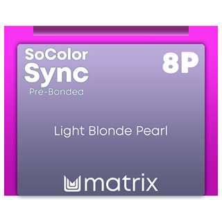 New Color Sync Pre-Bonded 8P Light Blonde Pearl 90ml