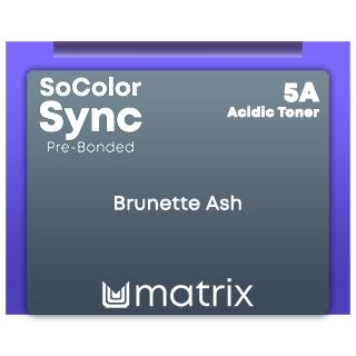 New ColorSync Acid Toner - Brunette Ash 90ml