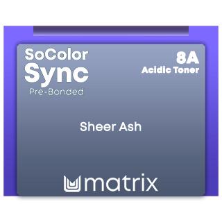 New ColorSync Acid Toner - Sheer Ash 90ml