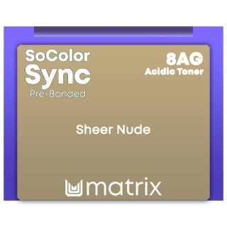 New ColorSync Acid Toner - Sheer Nude 90ml