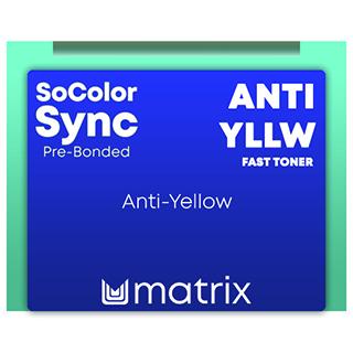 New Color Sync Pre Bonded Anti Yellow Fast Toner 90ml