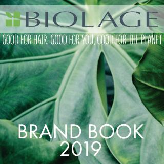 Matrix Biolage Brand Book 2019