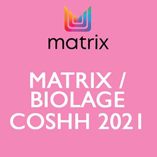 Matrix COSHH 2021