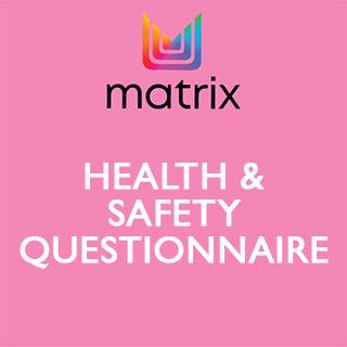 Matrix Health & Safety Questionaire
