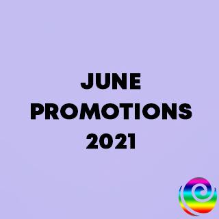 June Promotions 2021