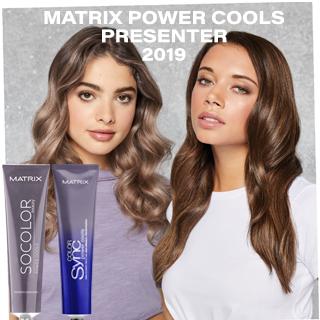 Matrix Power Cools Presenter 2019