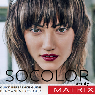 SoColor Beauty Quick Reference Guide 2019