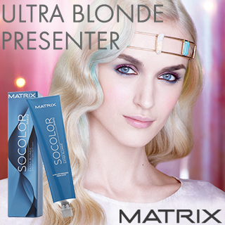 Matrix Ultra Blonde Presenter