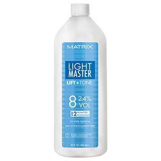 NEW Light Master Promotor 8 Vol 1 Litre