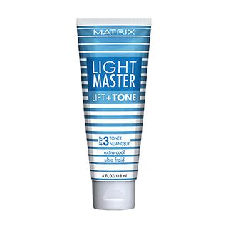 NEW Light Master Extra Cool Toner 118ml