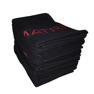 BLACK TOWEL 6PK - MATRIX