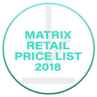 Matrix Retail Price List 2018