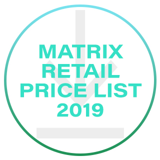 Matrix Retail Price List 2019