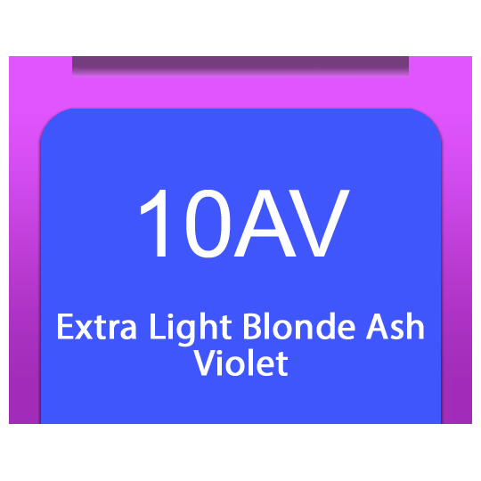 Socolor Beauty 10Av Ex Lt. Bl Ash Violet