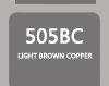 SOCOLOR BEAUTY 505BC EXTRA COVERAGE LIGHT BROWN COPPER 90ML