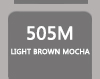 SOCOLOR BEAUTY 505M EXTRA COVERAGE LIGHT BROWN MOCHA 90ML