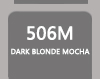 SOCOLOR BEAUTY 506M EXTRA COVERAGE DARK BLONDE MOCHA 90ML