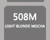 SOCOLOR BEAUTY 508M EXTRA COVERAGE LIGHT BLONDE MOCHA 90ML