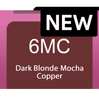 New Socolor Beauty 6MC Dark Blonde Mocha Copper 90ml