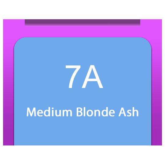 Socolor Beauty 7A Medium Blonde Ash