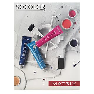 Matrix Socolor Beauty Shade Chart Run 2 2019