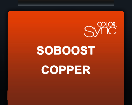 SOBOOST COPPER 60ML (SOCOLOR BEAUTY & COLOR SYNC BOOSTER)