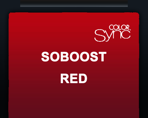 SOBOOST RED 60ML (SOCOLOR BEAUTY  & COLOR SYNC BOOSTER)