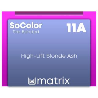 Matrix SocolorBeauty Pre Bonded 11A - High Lift Blonde Ash 90ml
