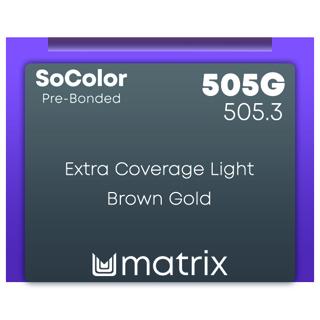New Matrix Socolor Pre Bonded 505G 90ml