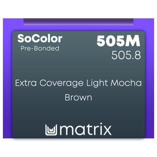 New Matrix Socolor Pre Bonded 505M 90ml