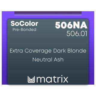 New Matrix Socolor Beauty Pre Bonded 506NA 90ml