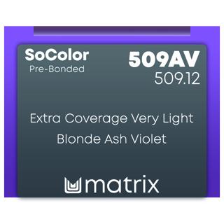 New Matrix Socolor Beauty Pre Bonded 509AV 90ml