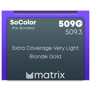 New Matrix Socolor Pre Bonded 509G 90ml