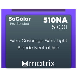 New Matrix Socolor Pre Bonded 510NA 90ml